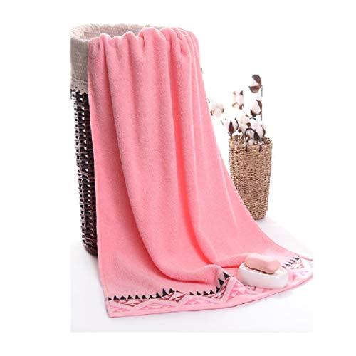 CZFWRX Juego De Toallas De Impresión Suave 100% Algodón 70 * 140 Cm para Toalla De Cara para Adultos Toalla De Baño Grande SPA Sport Home 3 Piezas (Color : A, Size : 2pcs Towel Set)