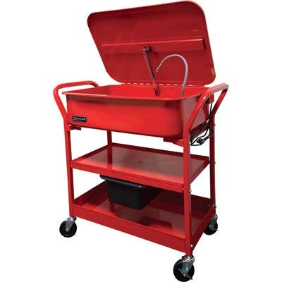 Homak 20-Gallon Portable Parts Washer, Model Number RD00820290