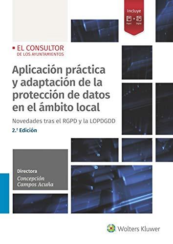 Aplicación práctica y adaptación de la protección de datos en el ámbito...