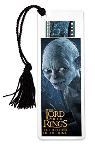 Lord of The Rings - Gollum Smeagol - Return of The King - FilmCells Bookmark with 35mm Film