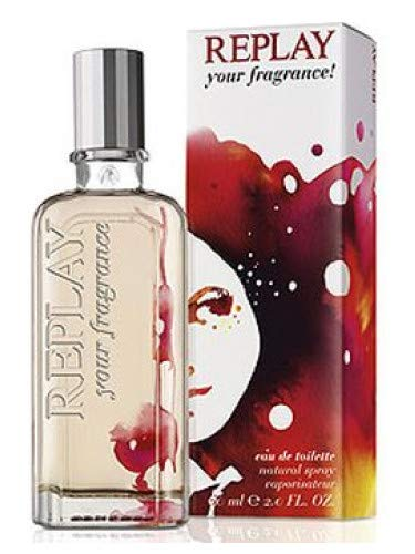 Replay For Her Your Fragrance! Eau de Toilette 40ml Spray