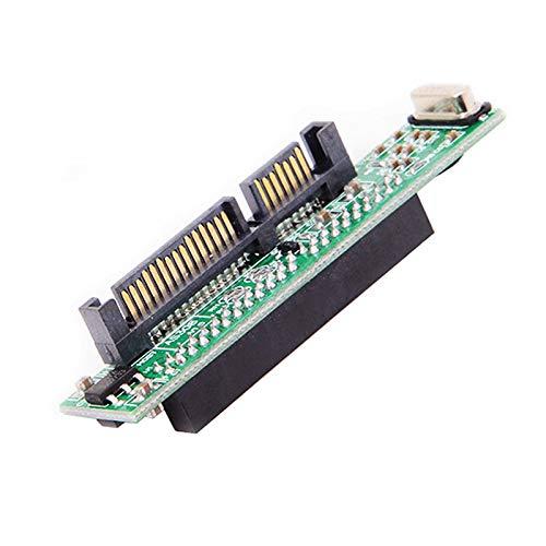 IDE-Adapter für Laptops und 6,35 cm (2,5 Zoll) Festplatte, 44-Pin auf SATA-Buchse