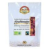 Tomates cherry orgánicos secos sin sal añadida 420kg BIO Fairtrade ecológico, sin azufre, secado...
