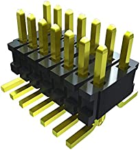 FTR-110-03-G-D-LC-06 - CONNECTOR, HEADER, 20POS, 2ROW, 1.27MM (FTR-110-03-G-D-LC-06) (Pack of 10)