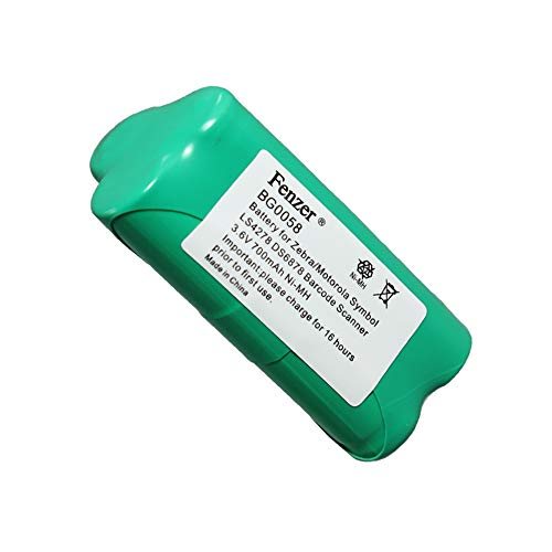 Check Out This WalR, Barcode Scanner Battery for Motorola/Symbol 82-67705-01 BTRY-LS42RAA0E-01 LI 42...