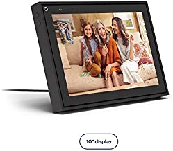 "Facebook Portal Smart Video Calling 10"" Touch Screen Display with Alexa Black"