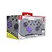 PDP Gaming Small Wireless Controller: Grey, Purple - Nintendo Switch (Renewed)