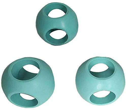 Baiye Magnetische wasbal, kalkbal voor wasmachine en/of vaatwasser, gereduceerd wasmiddel en wasverzachter, 4 stuks