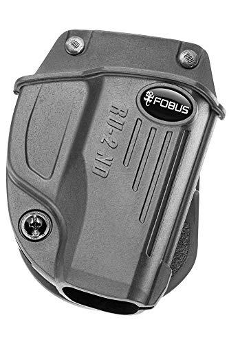 Fobus Ec9S/Lc380/Lc9/Lc9S Pro Evolution Belt Holster Ruger, Black RU2NDBH