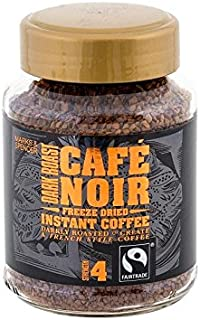 Marks & Spencer CAF Noir Freeze Dried Instant Coffee 100g
