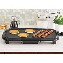 Mainstays Griddle | Non-stick Aluminum Grill Plate Griddle