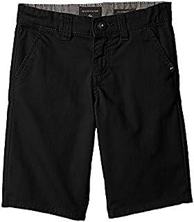 クイックシルバー Quiksilver Kids キッズ 男の子 ショーツ 半ズボン Black Everyday Union Stretch Chino Shorts [並行輸入品]