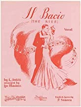 [Sheet music]: Il Bacio (The Kiss)