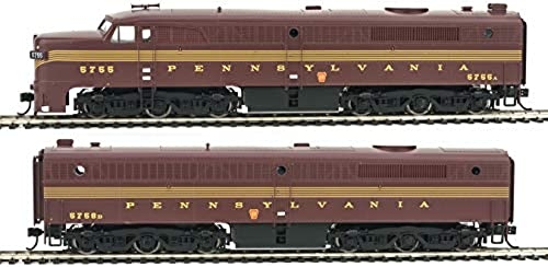 WALTHERS Spur H0 - Diesellokset Alco PA PB Pennsylvania Railroad