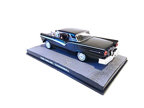 James Bond Ford Fairlane Skyliner 007 Thunderball 1/43 DY057