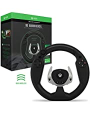 """HYPERKIN """"S Wheel"""" ワイヤレス レーシング コントローラ Xbox One専用 S Wheel Wireless Racing Controller For Xbox One Hyperkin Officially Licensed By Xbox"""
