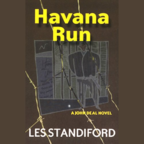 Havana Run audiobook cover art