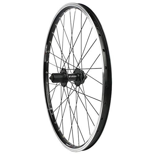 24 Pollici Ruota Anteriore Ruota Posteriore Lega Di Alluminio Sgancio Rapido V Freno Doppio Scopo MTB Cerchio 32H Effortless / 24 pollici/Rear wheel