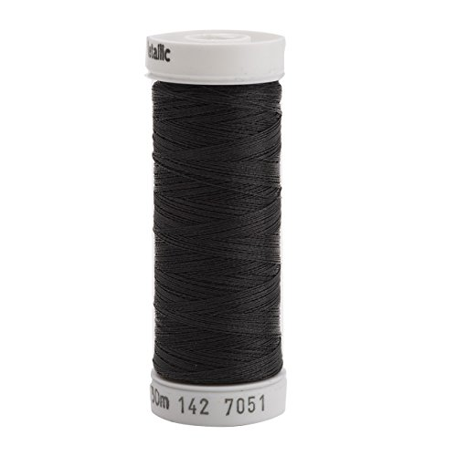 Acrylique Multicolore Sulky Noir/ /Filetage m/étallique