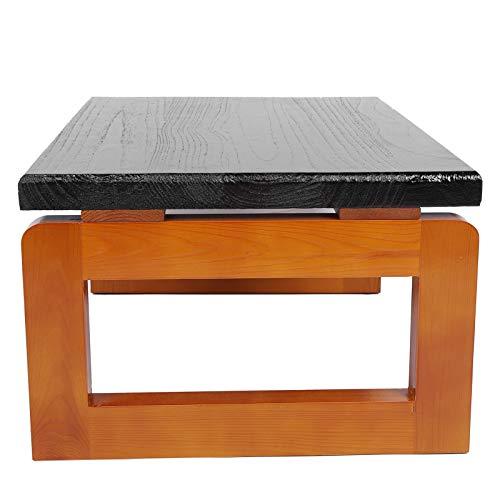 Omabeta Table Basse 45x60x30.5cm Table d'appoint de lit Durable Table d'appoint de canapé Bureau d'ordinateur Portable pour Bureau à Domicile