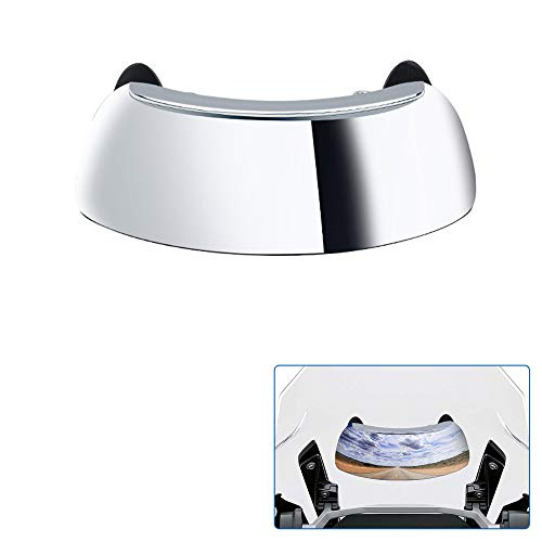 DgNeLai Motorcycle Rear View Mirror 180 Degree Safety Blind Spot Mirrors Compatible with BMW R1200GS R 1200 GS 1200GS LC R1250GS ADV