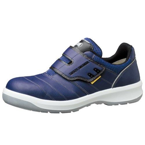 [ミドリ安全] 静電安全靴 グリーン購入法適合 マジックタイプ スニーカー G3595 静電 メンズ ネイビー 30.0(30cm)