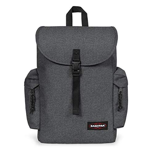Eastpak Austin+ Backpack, 42 cm, 18 L, Black Denim