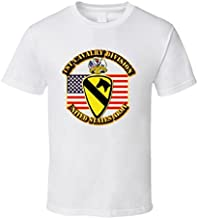 LARGE - 1st Cavalry Division - White