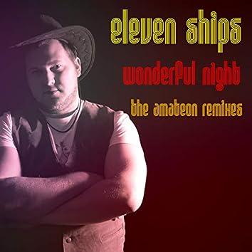 Wonderful Night (The Amateon Remixes)