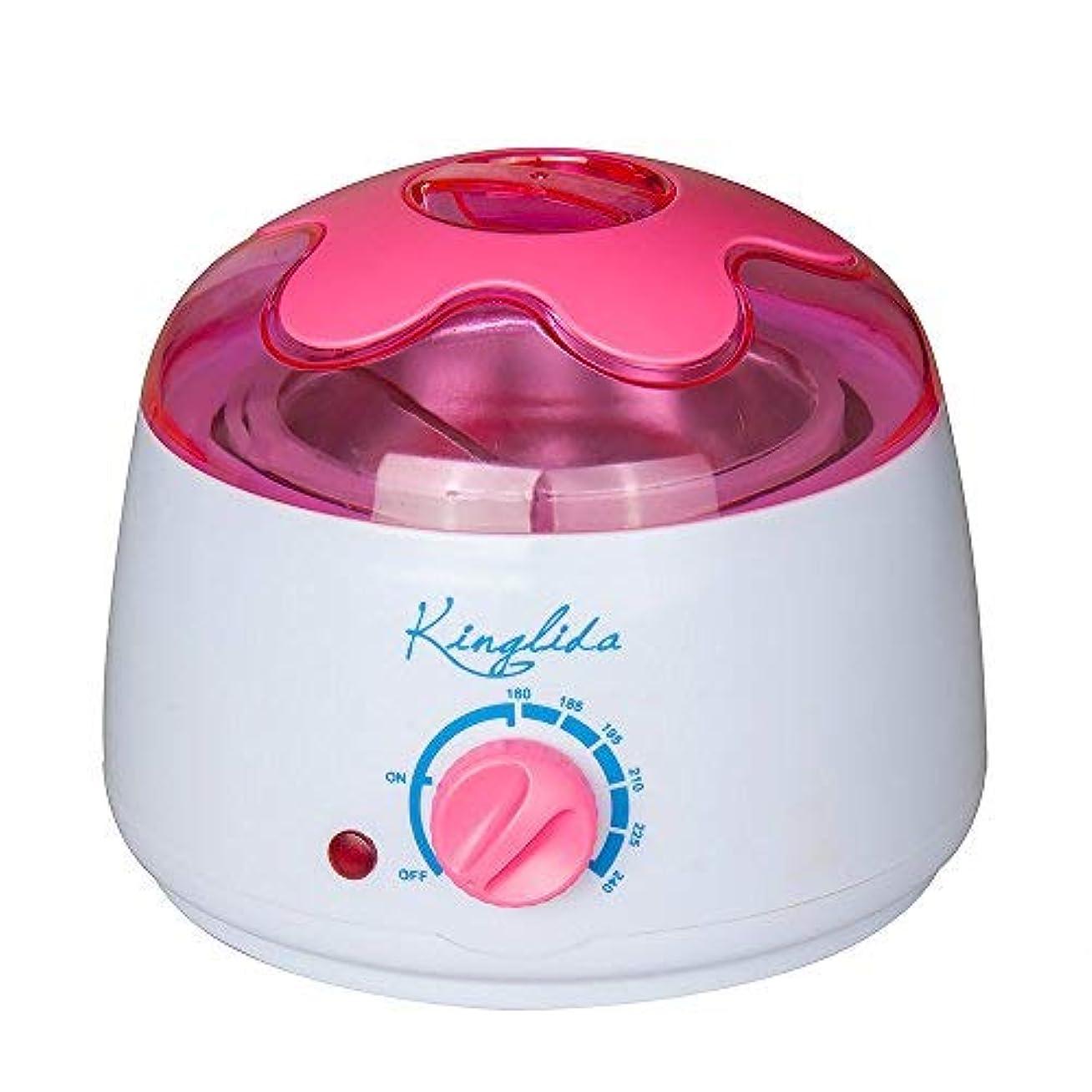リフレッシュハック神経衰弱Hair Removal Kit Wax Warmer Machine Depilatory Wax Heater for Hand Leg Body Hair Remover [並行輸入品]
