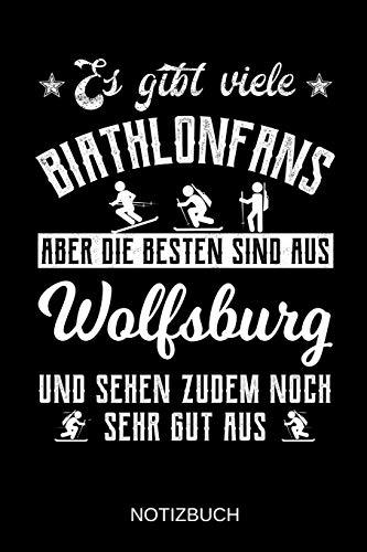 Es gibt viele Biathlonfans aber die besten sind aus Wolfsburg und sehen zudem noch sehr gut aus: A5 Notizbuch | Liniert 120 Seiten | ... | Ostern | Vatertag | Muttertag | Namenstag