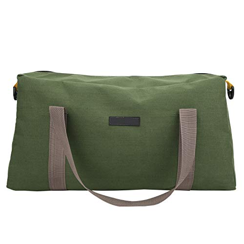 Hapivida Werkzeugtasche aus Segeltuch kompakte Tasche für Werkzeuge Multifunktionale Werkzeugtasche...