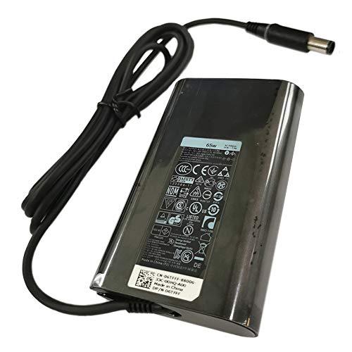 19.5V 3.34A 65W 7.4 * 5.0mm HA65NM130 LA65NM130 Adapter Power Charger Replacement for Dell Latitude E5250 E5440 E5450 E5540 E5550 E6420 E6430 E6440 E6500