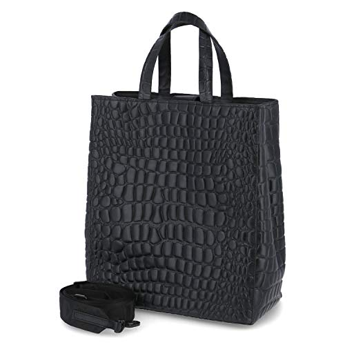 Liebeskind Paper Bag Handtasche Leder 29 cm