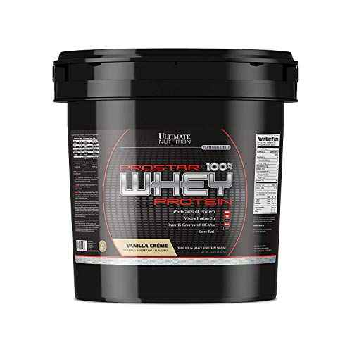 Ultimate Nutrition Prostar Whey Protein Powder Blend 10 pounds