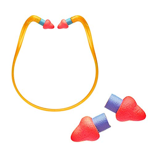 Howard Leight by Sperian - QB2HYG Banded Earplugs Quiet Bands Banded Supra-Aural Hearing Pro - Sold as 1 Each