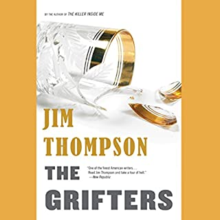 The Grifters audiobook cover art