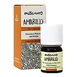 Olio Essenziale di Palo Santo Amarillo - 100% naturale ed Originale per Aromaterapia - Olio di Palo Santo ideale per Diffusore ad Ultrasuoni - Qualità sciamanica - 2,5 ml