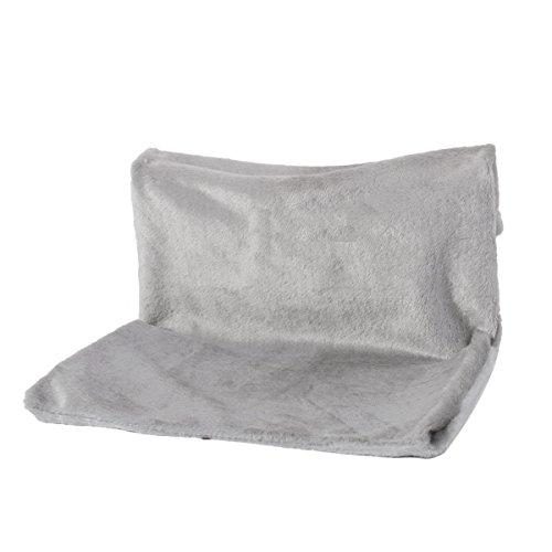 PAWZ Road ペット用品 猫 ハンモック マット 毛布 どこにもかける グレイの写真