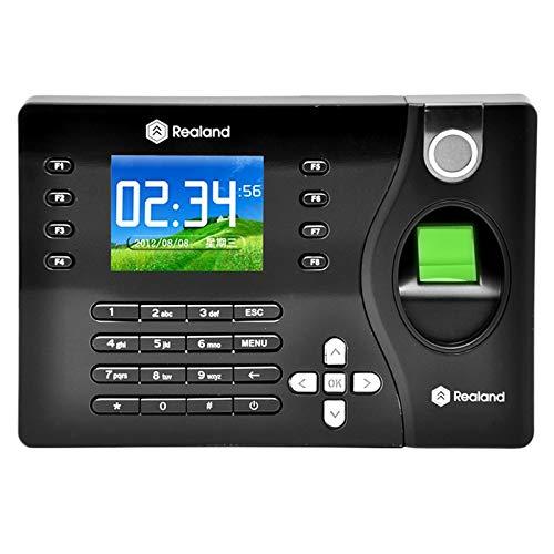 Qazwsxedc Zur Sicherheit Paulclub A-C081 2,4-Zoll-Farb-TFT-Schirm-Fingerabdruck und RFID Zeiterfassung, USB Kommunikationsbüro Zeiterfassung Uhr