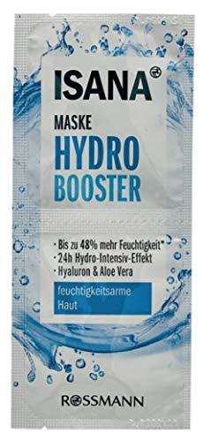 test ISANA Hydro Booster Mask, für trockene Haut, bis zu 48% Feuchtigkeit *, 24 Stunden… Deutschland