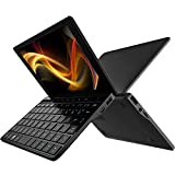 GPD Pocket 2 Amber Black [Latest Update-256GB SSD Version] 7' Touch Screen Windows 10 Mini Portable Laptop UMPC Tablet PC CPU Intel Celeron Processor 3965Y lntel HD Graphics 615 8GB RAM/256GB ROM