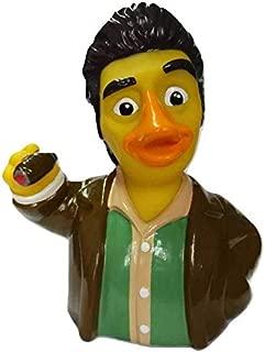 CelebriDucks Sein-Fowl Rubber Duck Bath Toy
