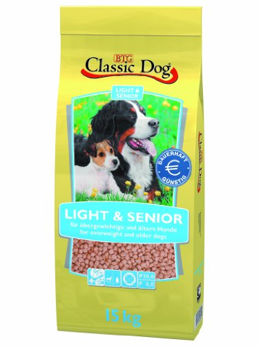 Classic Dog 40028 Light und Senior 15 kg
