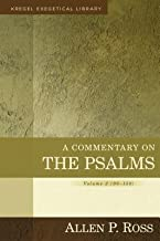 A Commentary on the Psalms: 3(Hardback) - 2016 Edition
