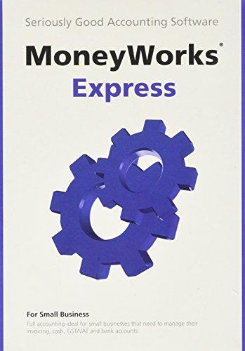 MoneyWorks 5 Express [import anglais]