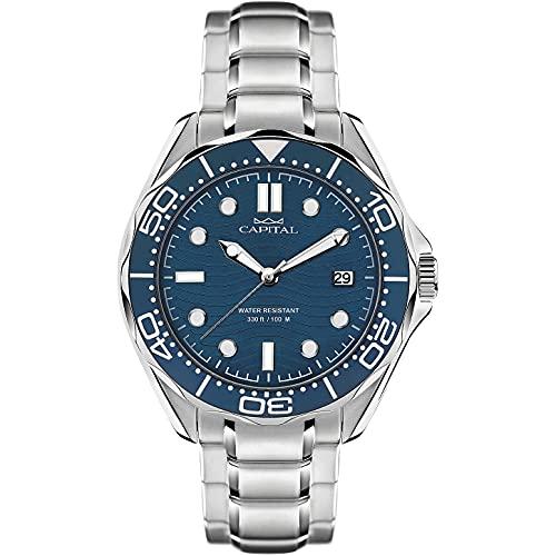 Uhr Time For Man Capital Quarz AX738-01*OI