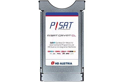 P/SAT ORF HD AUSTRIA cardless Dual Decode CI Modul mit integrierter ORF Karte