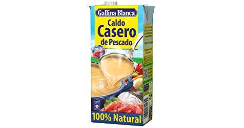 Gallina Blanca Fischbrühe - Caldo Casero De Pescado - 1er Pack (1 x 1 L)