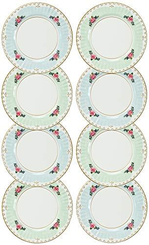 Talking Tables Truly Scrumptious tovaglia in carta, Cartone, multicolore, 27x27x2.5 cm